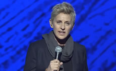 Ellen Degeneres on TM, Stillness: Change Begins Within