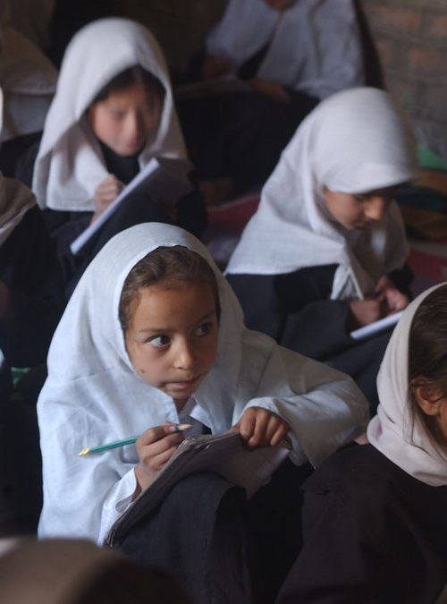 Is Providing Education for Girls Enough?
