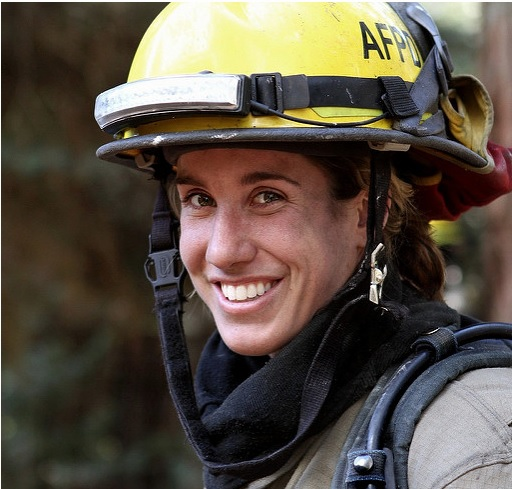 Extinguishing Stress in Women Firefighters