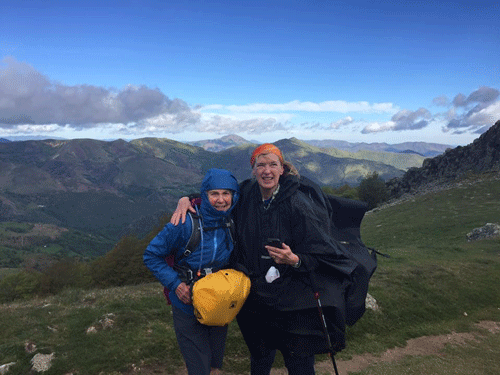 How I Walked 240 Miles of the Camino Trail at the Age of 91