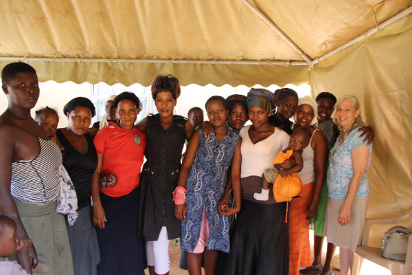 Transcendental Meditation Empowers Vulnerable Women in Uganda—Stories and Research