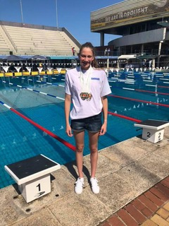 How Transcendental Meditation Is Helping Hannah Robertson, Age 14, Train for the 2020 Olympics