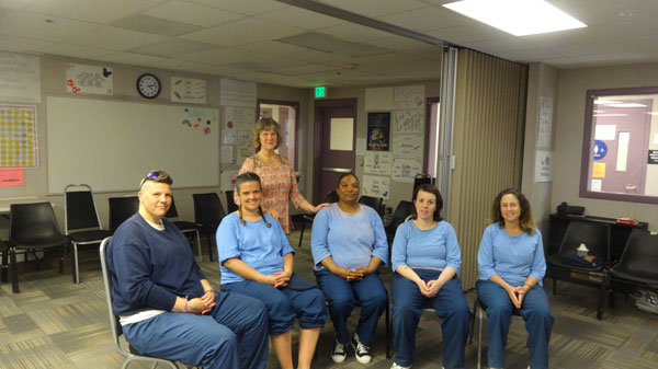 Real Rehabilitation: Women Inmates Learn Transcendental Meditation